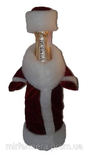 """Костюм новогодний """"Деда Мороз"""", на бутылку шампанского  - Мир Фермера в Хмельницкой области"""