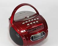 Радиоприемник RX 686, портативная колонка бумбокс MP3/USB/SD