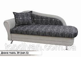 """Диван """"Діана"""" (тканина 39) Габарити: 2,10 х 0,85 Спальне місце: 1,85 х 0,80"""