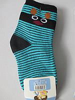 Махровые носочки для мальчиков.