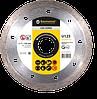 Алмазный отрезной круг 115мм Baumesser Universal сегментный диск по керамической плитке