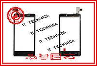 Тачскрін Prestigio MultiPhone 4505 Duo Чорний