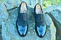 Мужские кожаные туфли  Florentino, made in Italy, (новые).