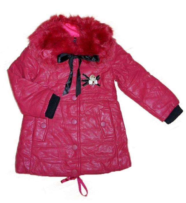 Куртка евро зима для девочки