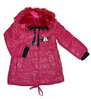 Куртка евро зима для девочки, фото 1