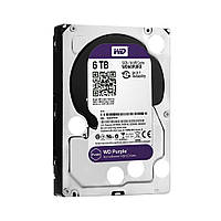 Жесткий диск Western Digital Purple 6TB 64MB WD60PURX 3.5 SATA III