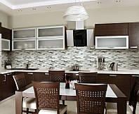 Кухни - фасад МДФ Венге Магия