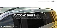 Рейлинги продольные Mercedes Vito / V-class крепление - металлическое (короткая база )