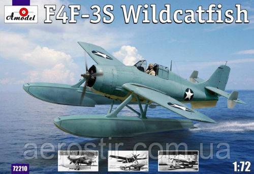 Grumman F4F-3S 'Wildcatfish' 1/72 AMODEL72210