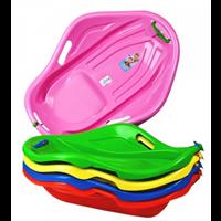Детские санки пластиковые Ракушка (Мушля) Marmat
