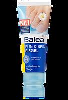 Гель для ног с ментолом, камфорой, успокоительным алантоином Balea Fuß & Bein Eisgel