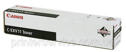 Тонер Canon C-EXV11 (9629A002) Black для iR2230/2270/2870/3025/3025N