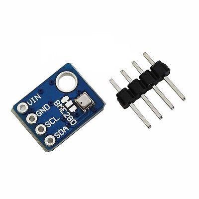 BME280 модуль измерения температуры, влажности, давления