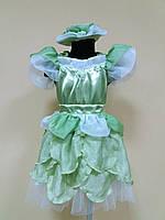 Прокат костюм Капуста для девочки, разные размеры