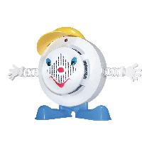 Сувенир-сигнализатор дыма Артошка