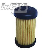 Фильтроэлемент бумажный для ЭМК газа Omnia, Koltec, Voltran, без уплот. колец