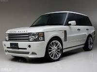 Лобовое стекло Land Rover RANGE ROVER SPORT L320,Ленд Ровер Рейнж Ровер 2005- AGC