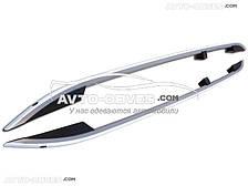 Рейлинги на крышу для Mitsubishi ASX (Crown, турецкие)