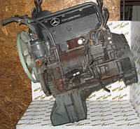 Двигатель Mercedes Vario 4.3 (в сборе без стартера, ГУРа, и фильтра тонкой очистки топлива) без компрессора