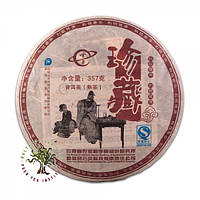Чай Шу Пуэр *Коллекционный* 2011 Год, От 20 Грамм, фото 1