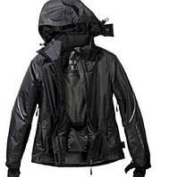 Мембранная куртка черная