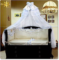 Детский комплект постельного белья Ангелочек