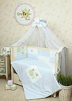 Детское постельное белье в кроватку Игрушка