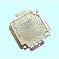 Светодиодная матрица LED 30Вт 515-530nm, зеленый