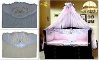 Комплект постельного белья для новорожденных Свитанок