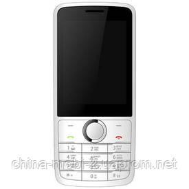 """Телефон Bravis MAJOR 2.8"""" White duos"""