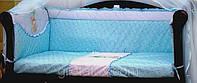 Защита для детской кроватки Весна