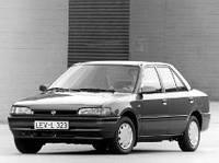 Лобовое стекло Mazda 323 4Д ,Мазда 323 1989-1994 AGC