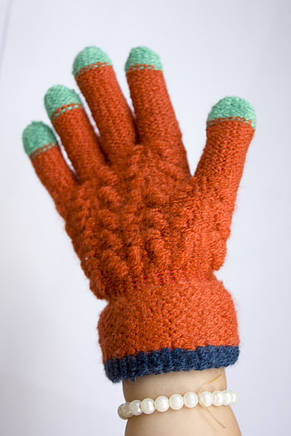 Детские перчатки, фото 3