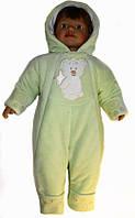 Комбинезон для новорожденных Тедди