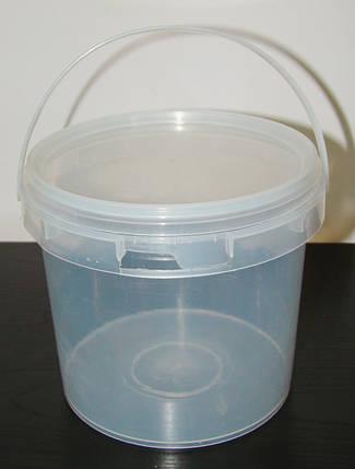 Ведро для кинетического песка 1 кг, фото 2