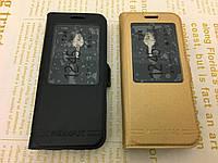 Кожаный чехол книжка Momax для Nokia 230 (2 цвета)