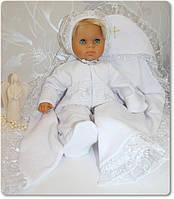 Крестильный набор для новорожденных Жемчужинка