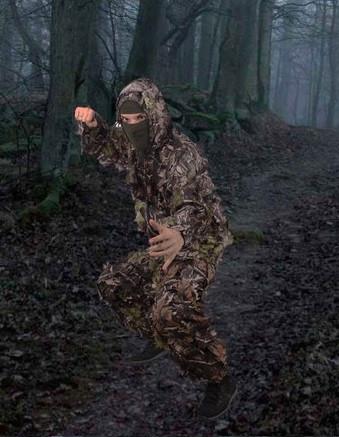 Костюм кикимора для охоты Silent Hunter - «Вулкан» товары для рыбалки, охоты, туризма и дайвинга, камуфлированные костюмы, обувь и одежда в Харькове