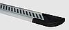 Пороги на Audi  Q5 2008+  Erkul Line 1830 мм.