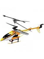 Вертолет M 0286 U/R Р/У жел, гироскоп, 3-х канальный пульт ДУ, аккум, в кор-ке, 63-23-11см