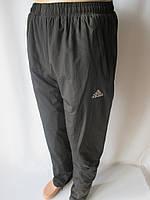 Мужские утепленные штаны из плащевки.