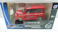 Модель коллекционного металлического автомобиля Toyota