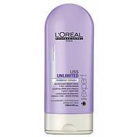 Разглаживающий кондиционер для сухих и непослушных волос L'Oreal Professionnel Liss Unlimited Conditioner