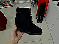 Ботинки  Зимние Танкетка