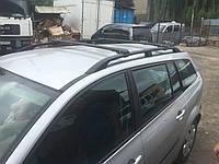 Renault Megane 2 SW Перемычки багажник на рейлинги под ключ