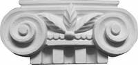 ГГипсовая капитель пилястры. Классические архитектурные декоры