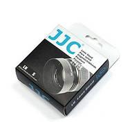 Бленда JJC LN-67S  (Ø67mm Standard Lens Hood) Metal , фото 1
