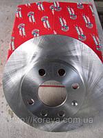 """Диски тормозные передние Ланос 14""""Цена тормозных дисков ланос."""
