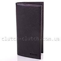 Кожаный кошелек Karya SHI0937-2FL черный