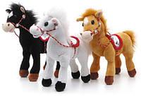 Музыкальная мягкая игрушка Lava Лошадь малая 24,5 см (LF858A)